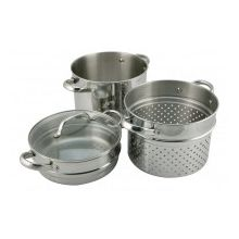 Raco 3 Piece 24cm/7.6 Multi Cooker Set
