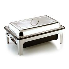 Stainless Steel Chafer Full Electric Polished