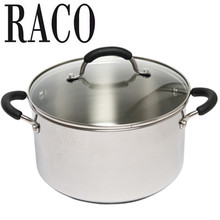 RACO CONTEMPORARY STAINLESS STEEL - (24 cm / 5.7 L )  STOCKPOT