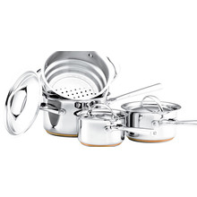ESSTEELE PER VITA (4 pc)  COOKWARE SET