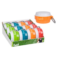 'Fuel' - Snack Container 240ml - Asst. Colours