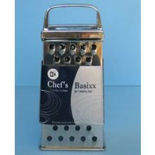 Stainless Steel 4 Sided Grater x 6
