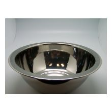 Kitchen Discounts Basic Stainless Steel Bowl - No. 13 - 2000ml